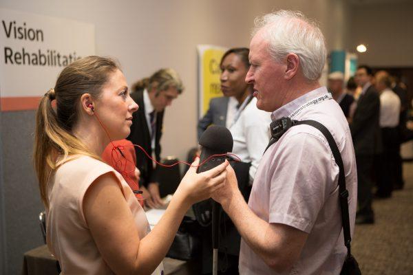 Vision UK Radio Interview