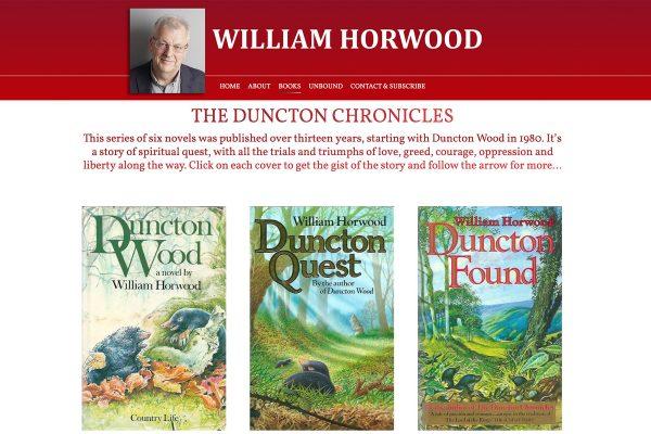 William Horwood - Duncton Chronicles